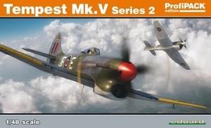 Eduard 82122 Samolot Tempest Mk.V Series 2