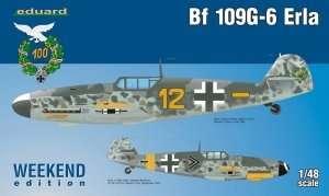 Eduard 84142 Bf 109G-6 Erla