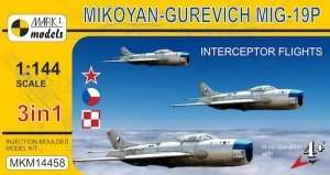 Fighter Mikoyan-Gurevich MiG-19P