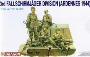 Figurki - 3rd Fallschirmjager Division - Dragon 6113