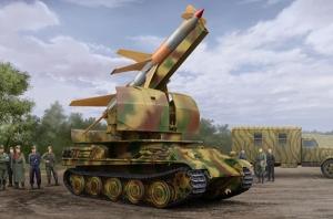 Flapanther w/8.8cm Flakrakete Rheintochter I Trumpeter 09532