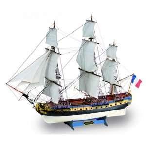 Fregata Hermione La Fayette - Artesania 22517-N - drewniany statek skala 1-89