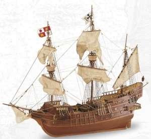 Galeon San Juan - Artesania 18022 - drewniany statek skala 1-30
