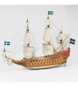 Galeon Vasa Artesania 22902 drewniany statek skala 1-65 premium