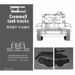 Gąsienice plastikowe do czołgu Cromwell Hobby Boss 81004
