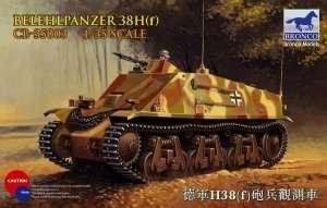 German Befehlpanzer 38(f) Bronco 35003