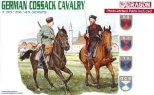 German Cossak Cavalry - Dragon 6065