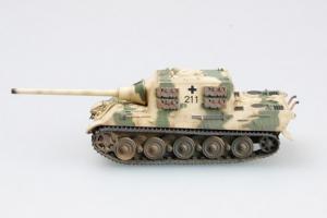 Gotowy model - Jagdtiger Henschel 1:72 - Easy Model 36110