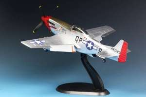 Gotowy model samolotu P-51D Mustang - Meng AMS-001