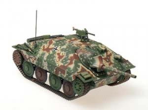 Gotowy model Hetzer Early 1-72 Panzerstahl 88033