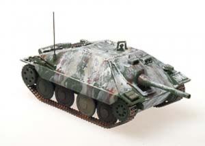 Gotowy model Hetzer Flamm 1-72 Panzerstahl 88038