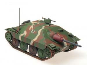 Gotowy model Hetzer Starr 1-72 Panzerstahl 88031