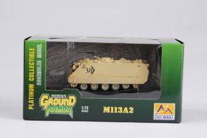 Gotowy model M113A2 1:72 Easy Model 35008