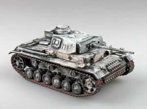 Gotowy model Panzer III Ausf.L 1-72 Panzerstahl 88029