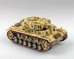Gotowy model Panzer III Ausf.N 1-72 Panzerstahl 88027