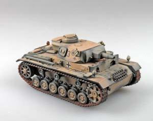 Gotowy model Panzer III Ausf.N 1-72 Panzerstahl 88028