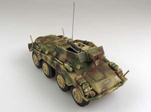 Gotowy model Sd.Kfz.234/3 1-72 Panzerstahl 88015