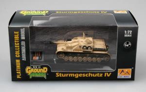 Gotowy model StuG. IV 1:72 - Easy Model 36130