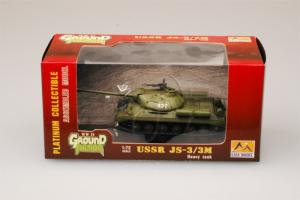 Gotowy model USSR IS-3 / 3M 1:72 Easy Model 36247