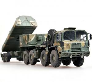 Gotowy model ciężarówka M1014 z pociskiem BGM-109G AS72107