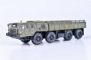 Gotowy model ciężarówka MAZ 7911 Modelcollect AS72125