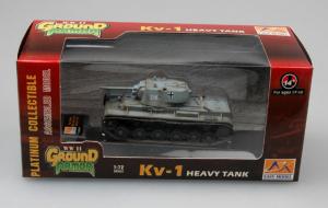 Gotowy model czołg KW-1 1:72 - Easy Model 36293
