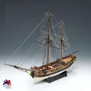 H.M. Granado Amati 130002 drewniany model 1:64