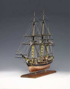 H.M.S. Pegasus 1776 - Amati 1300/05 - drewniany model w skali 1:64