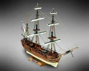 HMS Beagle Mamoli MM03 drewniany model 1-121