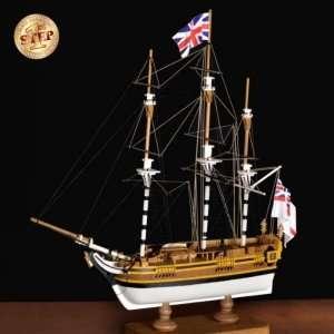 HMS Bounty Amati 60004 drewniany model 1:135