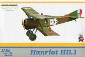 Hanriot HD.1 model samolotu Eduard 8412