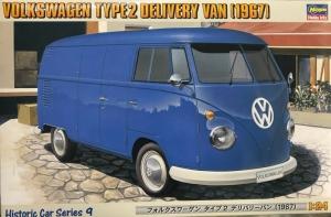 Hasegawa 21209 HC-9 Samochód Volkswagen Typ 2 Van