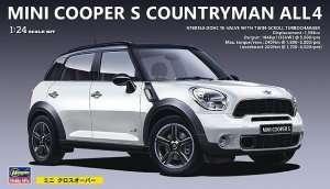 Hasegawa CD21 Mini Cooper S Countryman