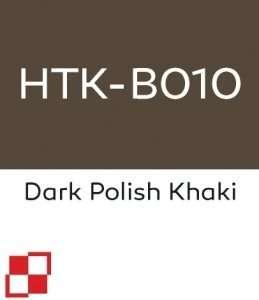 Hataka B010 Dark Polish Khaki - farba akrylowa 10ml