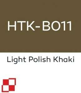 Hataka B011 Light Polish Khaki - farba akrylowa 10ml
