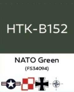 Hataka B152 NATO Green FS34094 - farba akrylowa 10ml