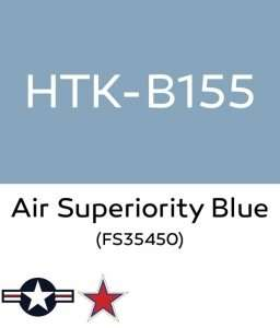 Hataka B155 Air Superiority Blue - farba akrylowa 10ml