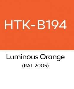 Hataka B194 Luminous Orange - farba akrylowa 10ml