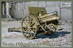 Haubica Skoda 100 mm vz 14 model 35026