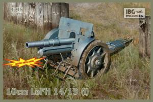 Haubica holowana 10cm LeFH 14/19 (t) model 35027