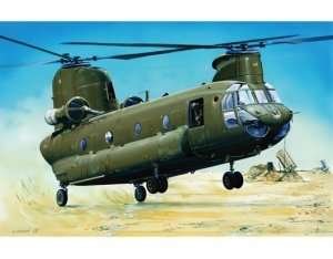 Helikopter Boeing CH-47D Chinook Trumpeter 01622