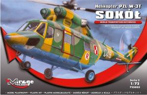 Helikopter PZL W-3T Sokół transportowo-ratowniczy 725055