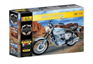 Heller 52913 Zestaw modelarski Honda CB750 Four model 1-8