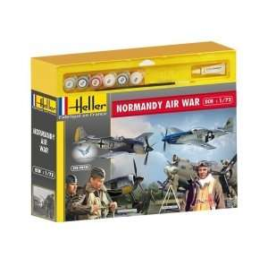Heller 53005 - Zestaw modelarski - Normandy Air War