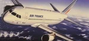 Heller 80448 Airbus A320 Air France
