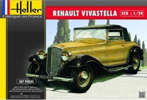 Heller 80724 Samochód Renault Vivastella model 1-24