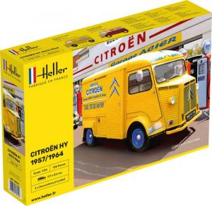 Heller 80744 Furgonetka Citroen HY 1957/1964 model 1-24