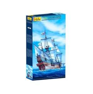 Heller 80829 Golden Hind