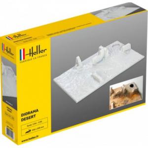 Heller 81255 Diorama - oaza na pustyni model 1:24 - 1:35