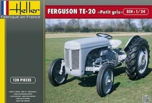 Heller 81401 Traktor Ferguson Te-20 Petit gris